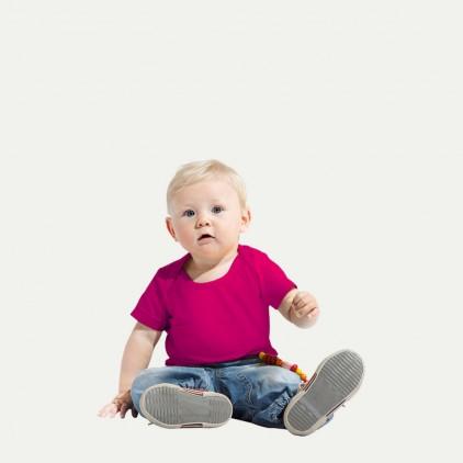 T-shirt bébé en coton