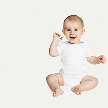 Body bébé en coton bio