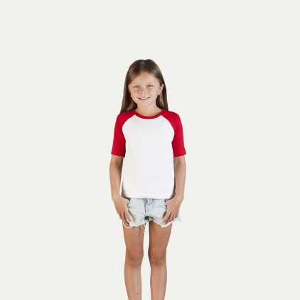 T-shirt raglan enfant
