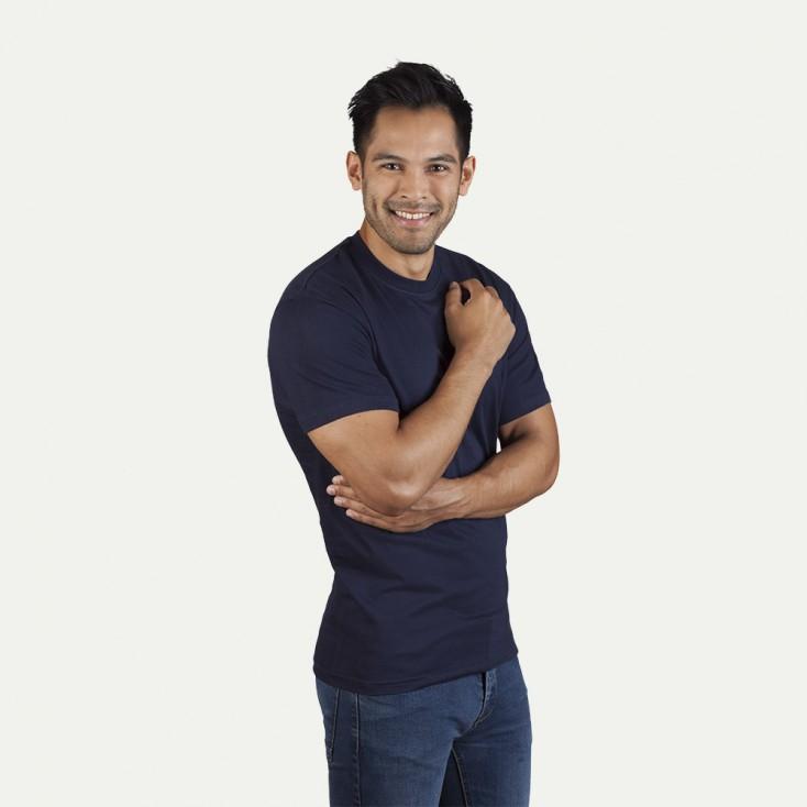 T-shirt homme en jersey coton