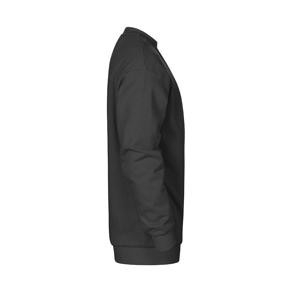herren sweatshirt aus feinem mischgewebe promodoro. Black Bedroom Furniture Sets. Home Design Ideas