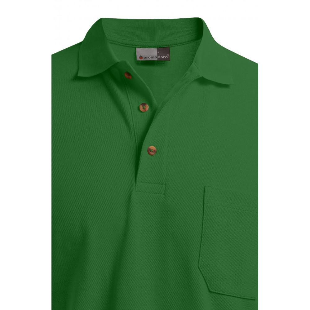 755015e73835 Poloshirt mit Brusttasche für Herren   Viele Größen   Farben