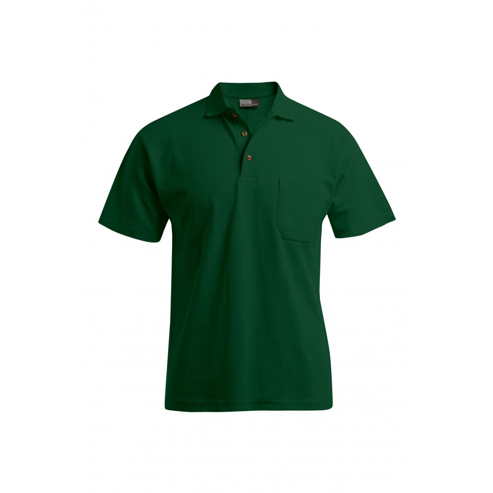 Heavy Polo shirt pocket Men
