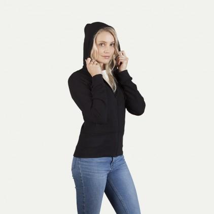 Sweat zippé trendy femme