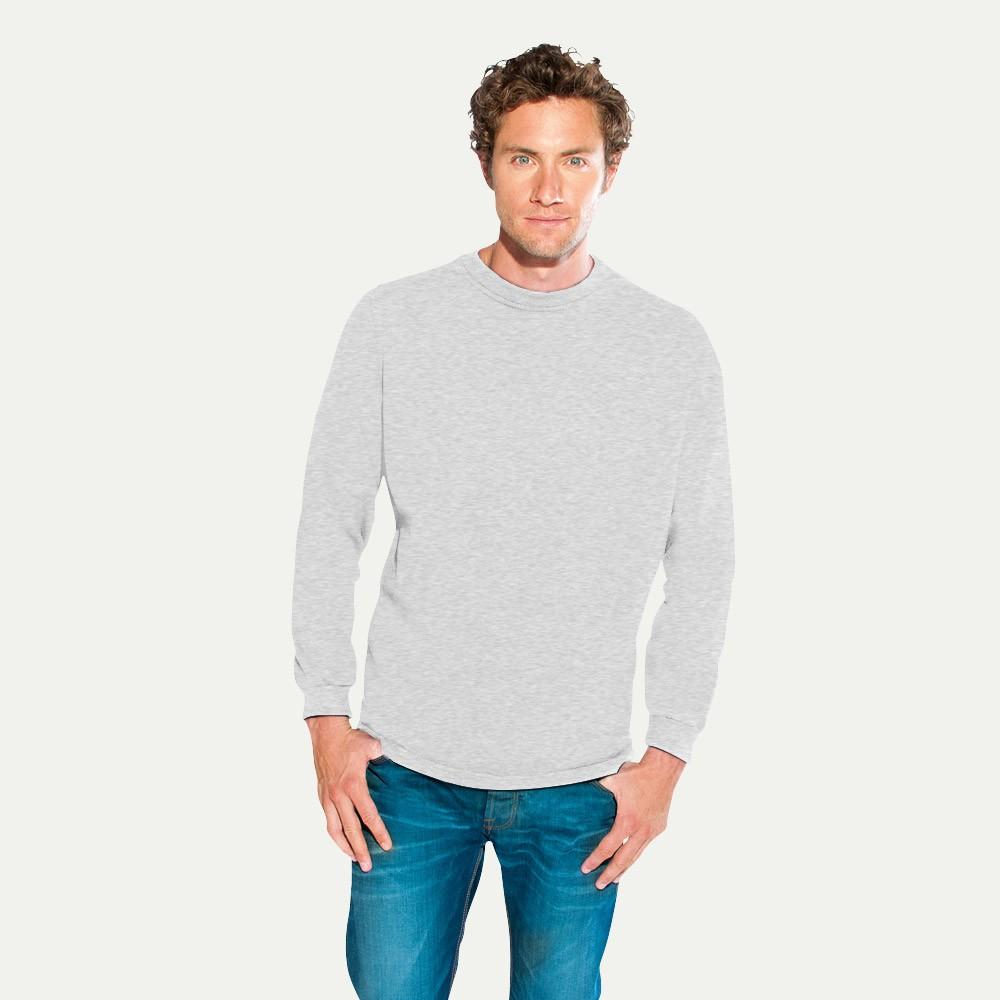 Sweatshirts für Herren gehören definitiv in deinem Kleiderschrank. In der Modewelt sind Herrensweatshirts It-Pieces und auch du bist Teil dieser Welt. Ob du in einem elegantem Touch wie Ryan Gosling oder im typischen Gangster-Look wie Kanye West die Strassen erobern willst - das Herrensweatshirt ist für jeden Anlass dein bester Freund.