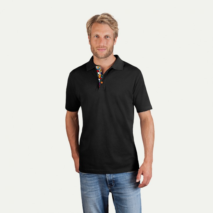 "Superior Poloshirt ""Graphic"" 502 Herren"