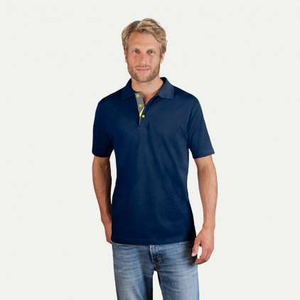 "Polo supérieur ""Graphic"" 504 grande taille Hommes"