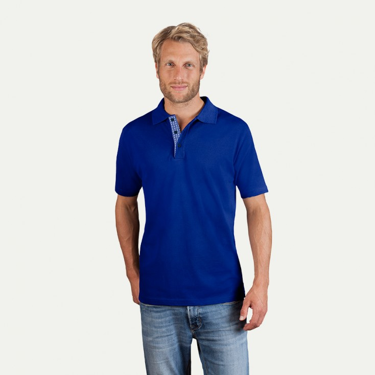"Polo supérieur ""Graphic"" 505AB Hommes"