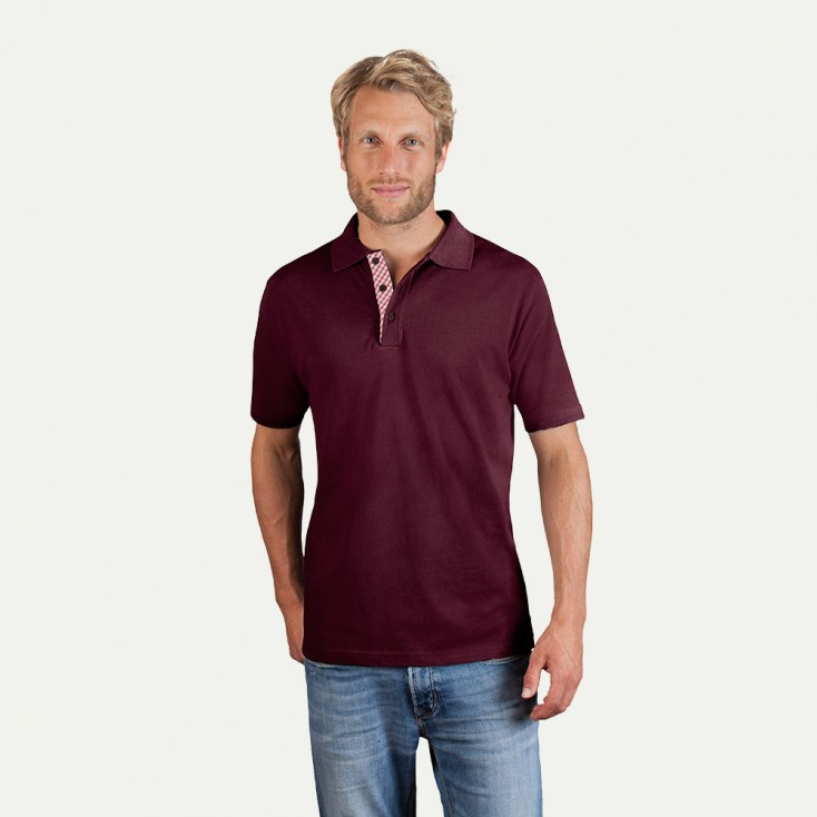 """Poloshirt """"Graphic"""" 506CP Herren"""