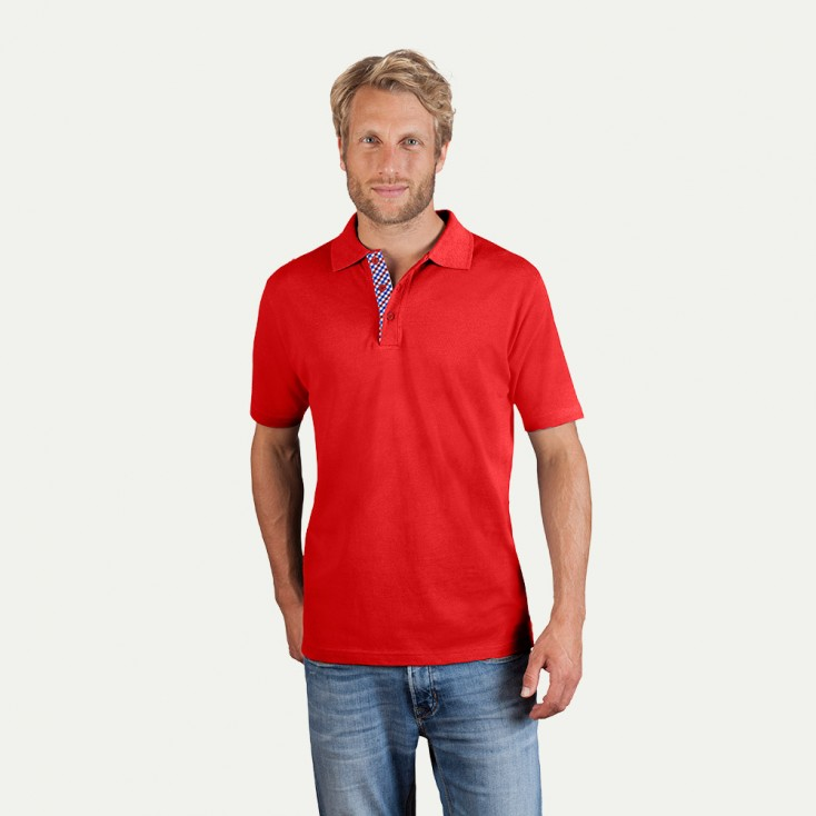 """Superior Polo shirt """"Graphic"""" 506VB Men"""