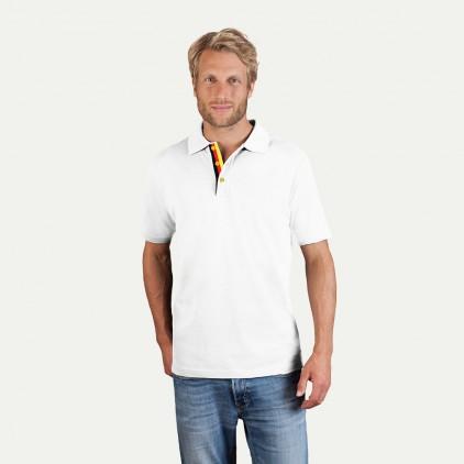 Fanshirt Deutschland Poloshirt Herren