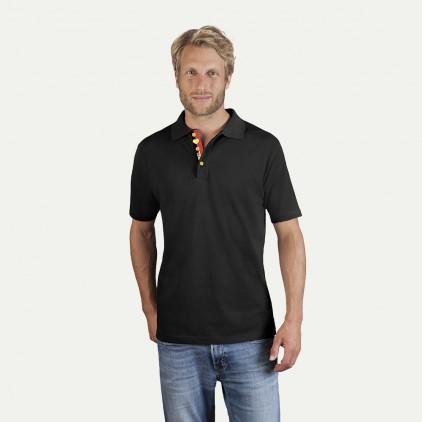 Fanshirt Belgien Superior Poloshirt Herren