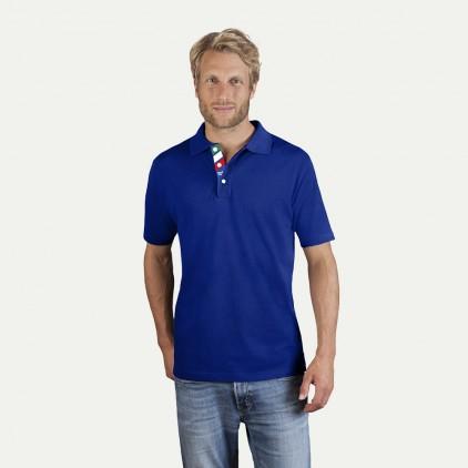 Fanshirt Italien Superior Poloshirt Herren