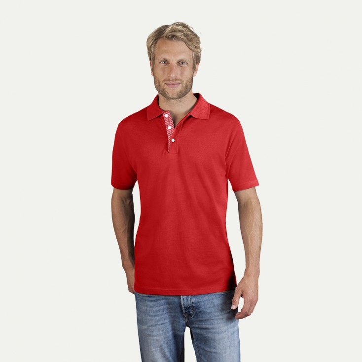 Fanshirt Schweiz Superior Poloshirt Herren
