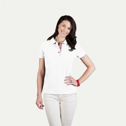 "Superior Poloshirt ""Graphic"" 506CP Damen"