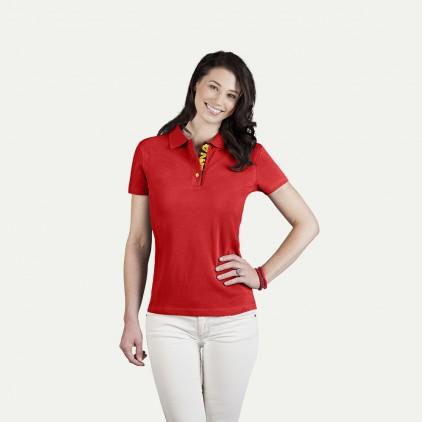 Fanshirt Spanien Poloshirt Damen