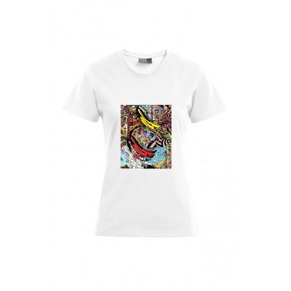 Velvet - Artiste : T. Baudouin - T-shirt Premium femme