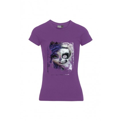 Recto verso - Artiste : A. Grember - T-shirt Slim Fit femme