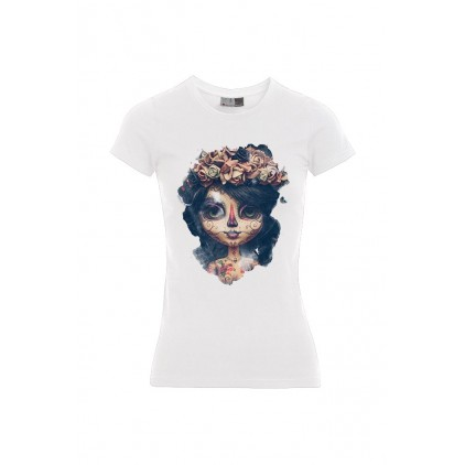 Thunder - Artiste : A. Grember - T-shirt Slim Fit femme