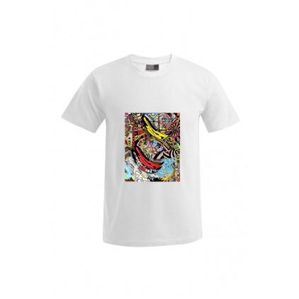 Velvet - Artiste : T. Baudouin - T-shirt Premium homme
