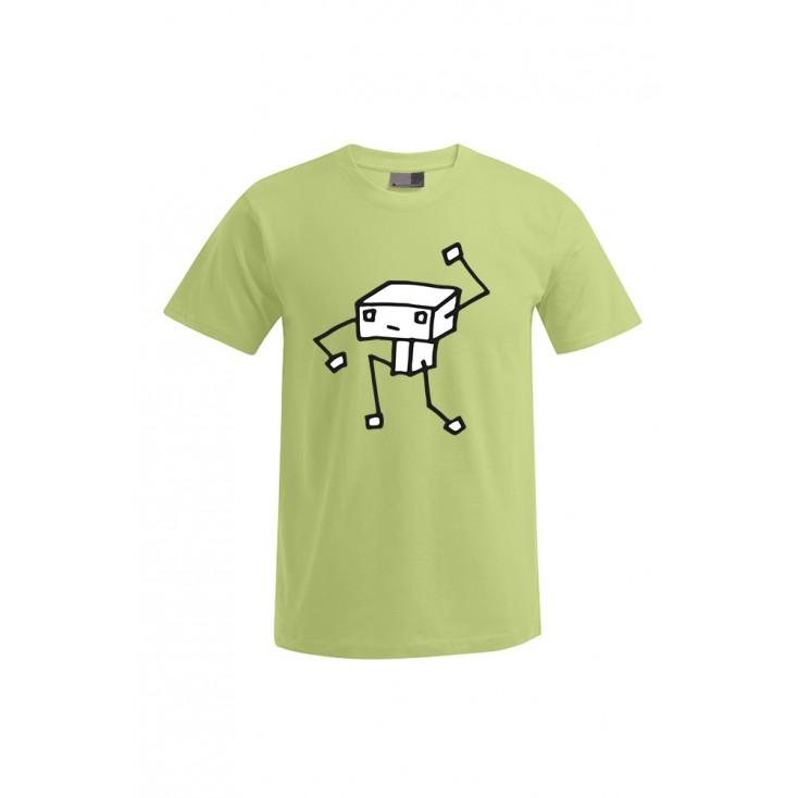 "Print ""Pantomime Robot"" - T-shirt Premium homme"