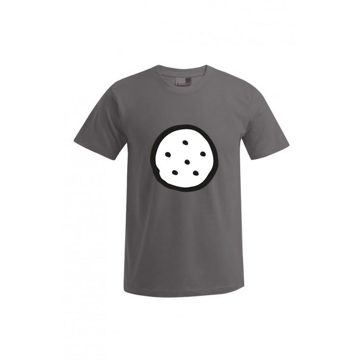 "Print ""Robot Cookie"" - T-shirt Premium homme"