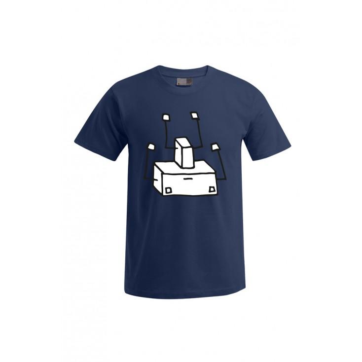 Robot 5 - Artiste : Chui - T-shirt Premium homme