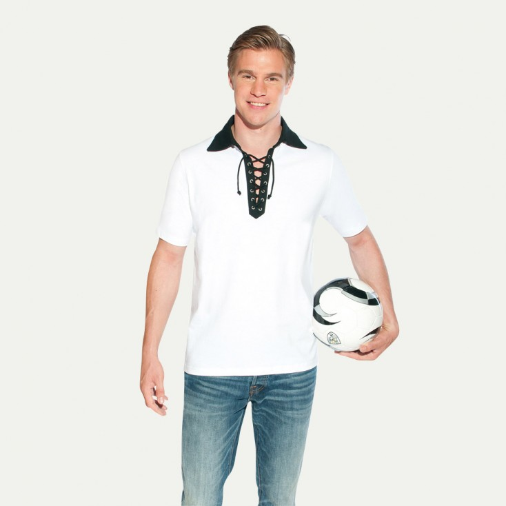 Retro Poloshirt Herren Sale