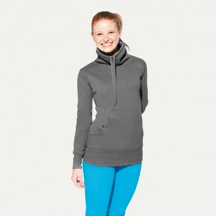 Sweat col tortue Femmes promotion