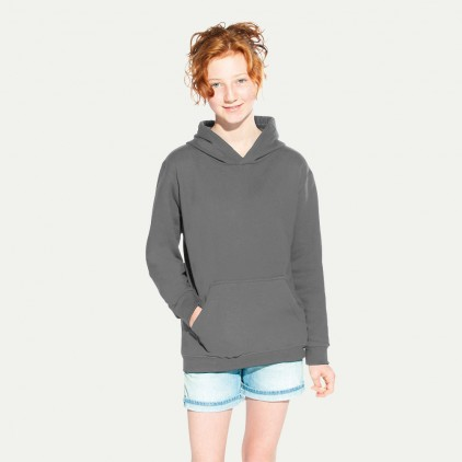 Sweat capuche enfant en coton