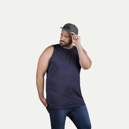 Premium Muskelshirt Plus Size Herren