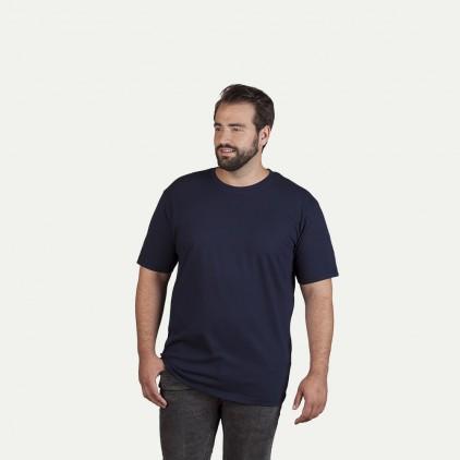 T-shirt bio homme grande taille