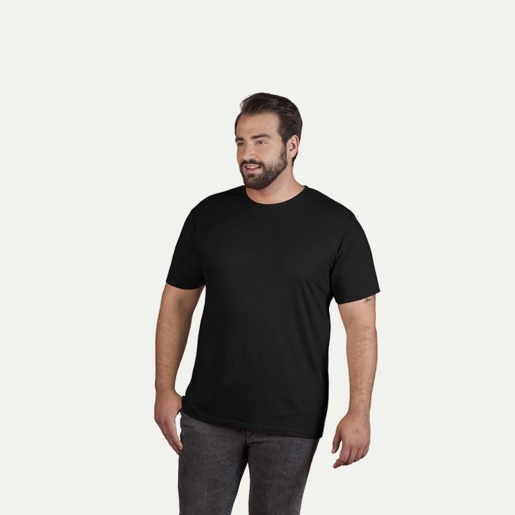 Bio T-Shirt Plus Size Herren