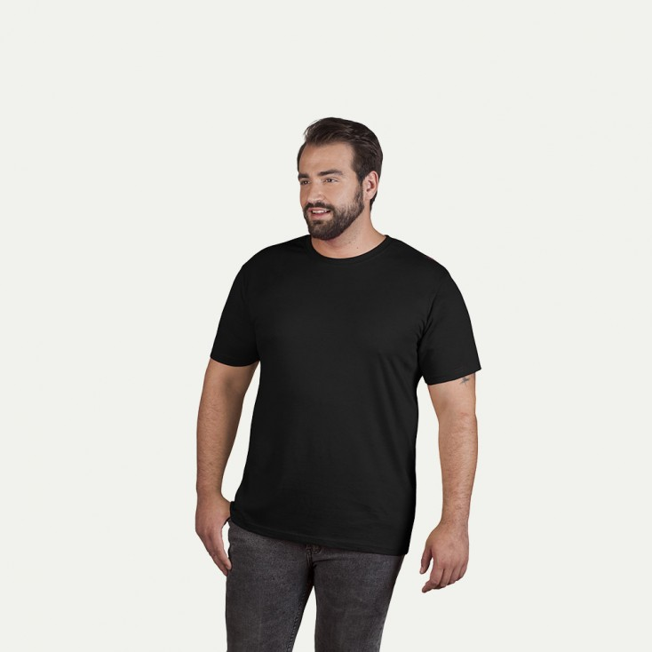 Organic T-shirt Plus Size Men