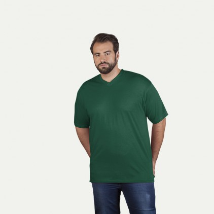 T-shirt Premium homme col en V