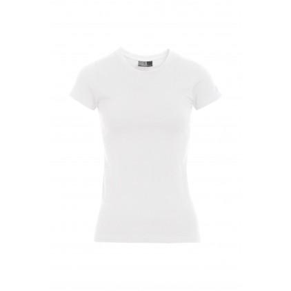 T-Shirt Slim Fit Plus Size Damen
