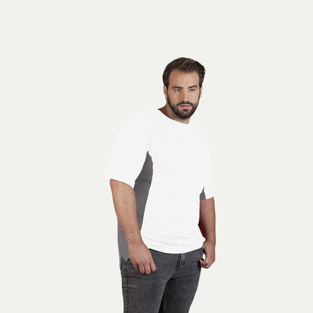 funktions t shirts f r damen und herren plus size. Black Bedroom Furniture Sets. Home Design Ideas