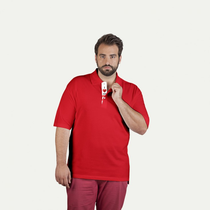 Superior Polo shirt Fan Austria Plus Size  Men