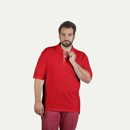 Fanshirt Schweiz Superior Poloshirt  Plus Size Herren