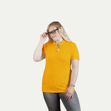 Polo femme Graphic 503 grande taille