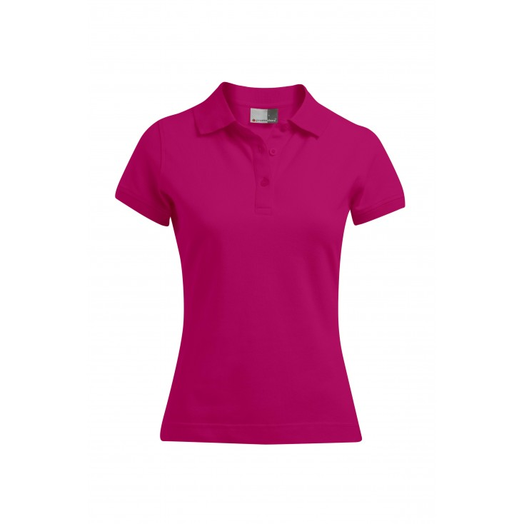 Poloshirt 92-8 Plus Size Damen