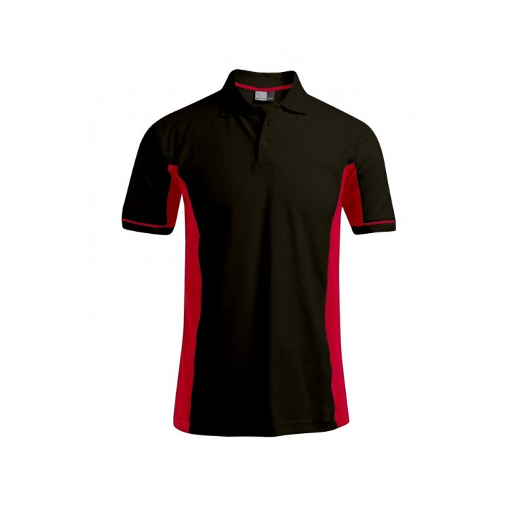 Polo fonctionnel grande taille Hommes