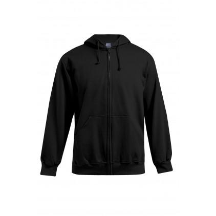 Premium Zip Hoodie80-20 Plus Size Herren