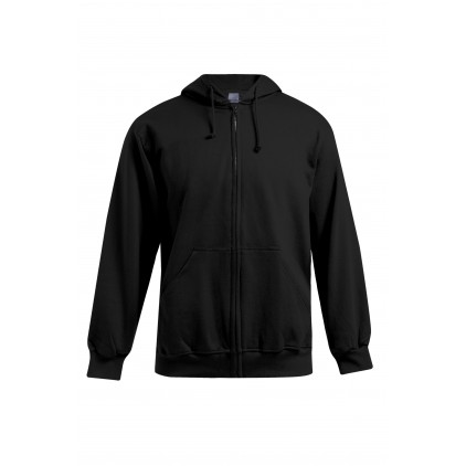 Zip Hoody Jacket 80-20 Plus Size Men