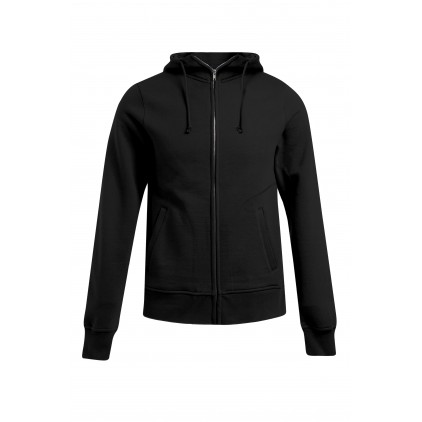 High collar Zip Hoody Jacket 80-20 Plus Size Men