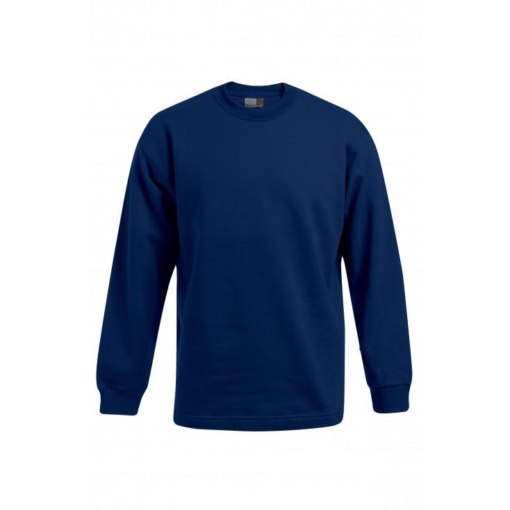 Kasak Sweatshirt Plus Size Herren