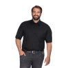 Chemise Business manches courtes grande taille Hommes
