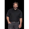 Business Kurzarm-Hemd Plus Size Herren