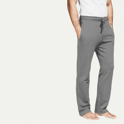 Pantalon jogging homme coton