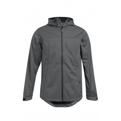 Softshell Hoody Jacket Plus Size Men